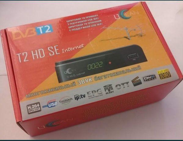 Приставка Т2 Uclan T2HD SE Internet