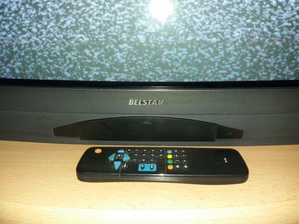 Telewizor BELSTAR 25 cali + DVD
