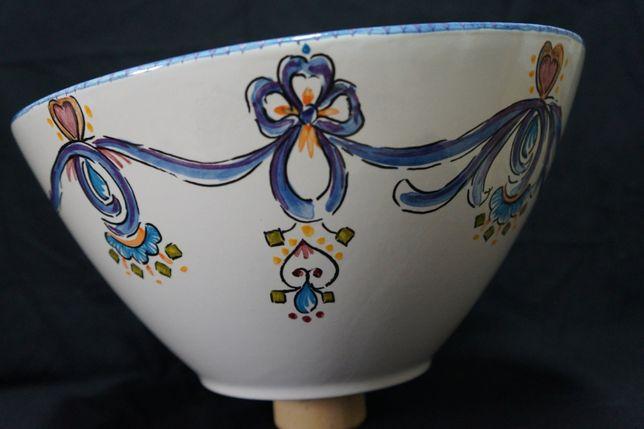 Loiça > Tigela pintada à mão (Loja de Artesanato Alentejano)