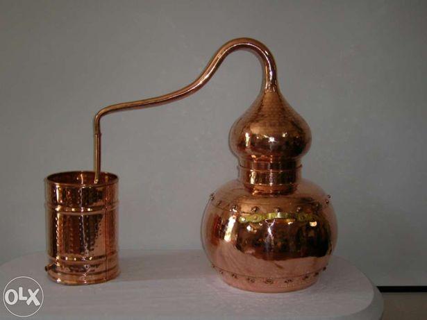 Alambique em cobre 5L