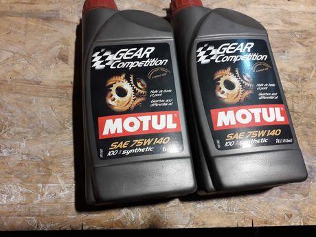 MOTUL 75W140 olej przekladniowy cena za 2 l