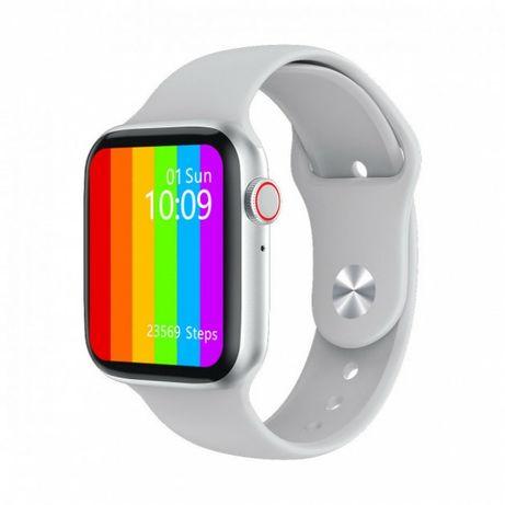 Срочно продам смарт часы умные Apple Watch siries 6 W26(аналог)