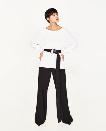Zara bluzka / sweter rozm M kimono