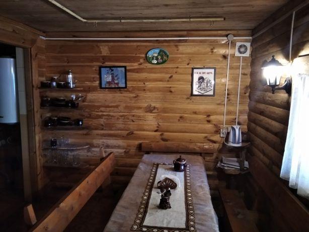 Баня на дровах в районе Химволокно от 150 грн час НОЧЬЮ НЕ РАБОТАЕТ