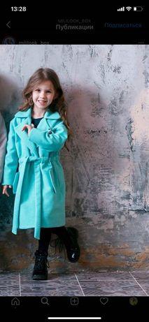 Кашемировое пальто  Mililook