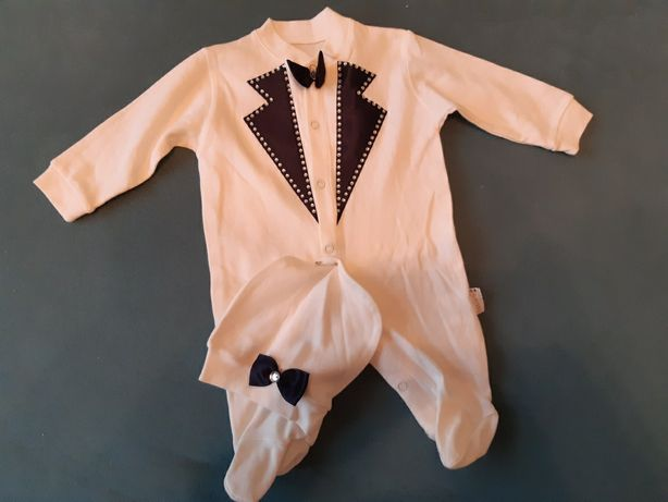 Ubranko dla chłopca do chrztu/roczek