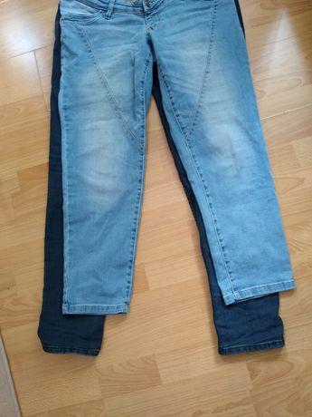 Spodnie ciążowe M/L 2 szt