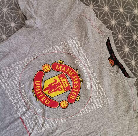 Koszulka sportowa Manchester United official product tak około 152