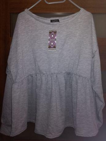 Nowa bluzka ciążowa boohoo r.40