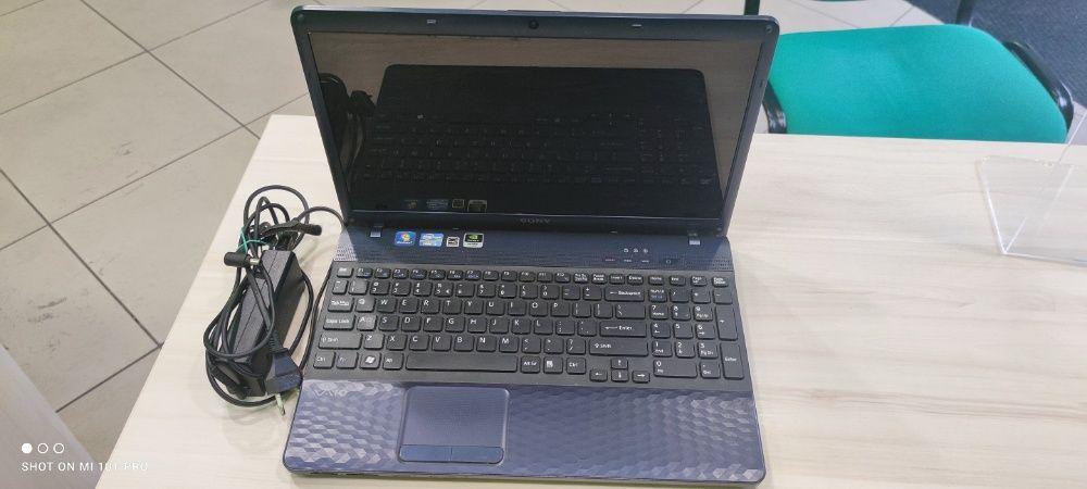 Laptop SONY VAIO PCG-71811M / I3/ GEFORCE/ Zasilacz Częstochowa - image 1