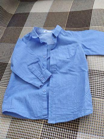 Рубашка для мальчика Pepco р. 92 Состояние идеальное