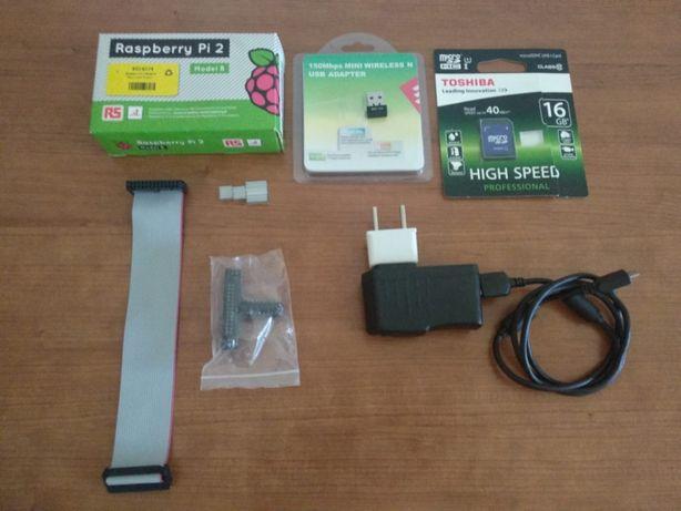 Raspberry Pi 2 Model B + Bundle