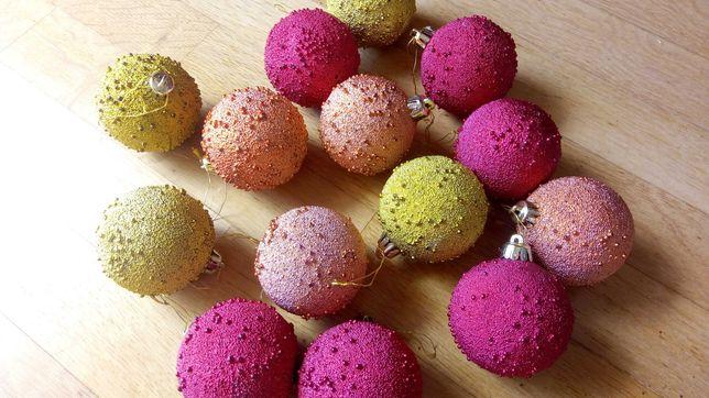14 bolas de natal novas