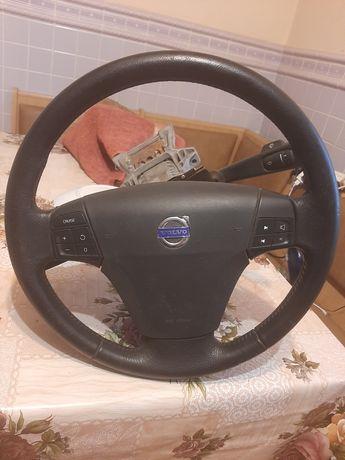 Volvo s40 2007рв руль кермо та богато іншого