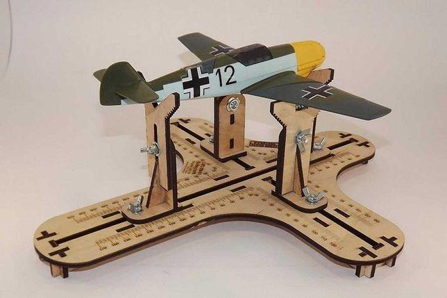 Стапель для сборки моделей самолетов 1/72,1/48,1/32, LMG BB-01
