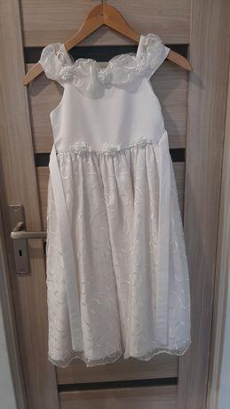 Sukienka dziewczęca balowa