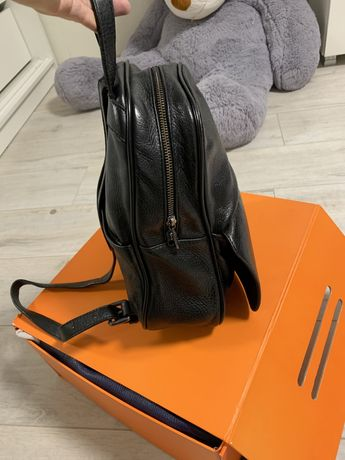 Рюкзак натуральная кожа. Италия