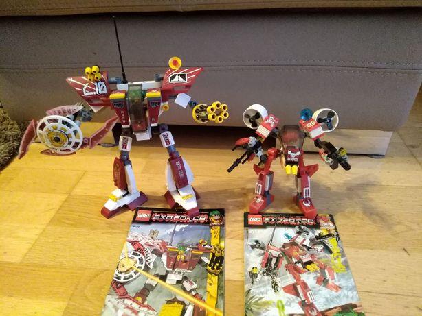 LEGO 8102 Blade Titan EXO FORCE - exoforce jak Ninjago