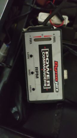 Power commander 3 do dl1000 klv1000