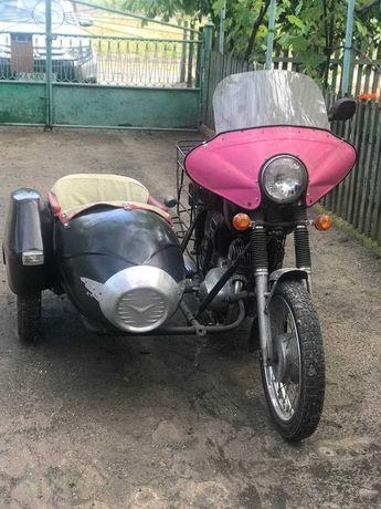 Мотоцикл Pannonia