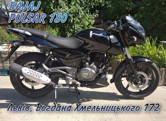 Мотоцикл BAJAJ PULSAR 180DTS-I  Кредит!!! Доставка!!!