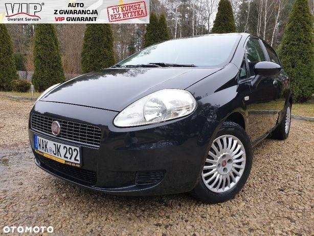 Fiat Grande Punto 1.4 77KM KLIMATYZACJA Bezwypadkowy Serwis Gwarancja VIP OPŁACONY
