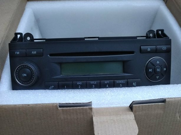 Auto rádio Volkswagen