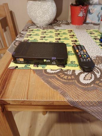 Dekoder DVB-T cyfrowy polsat. Nie jest własnością operatora