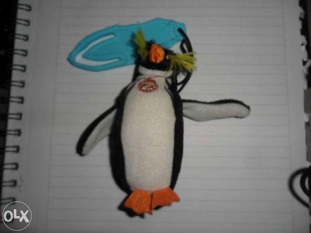 Porta chaves Pinguim