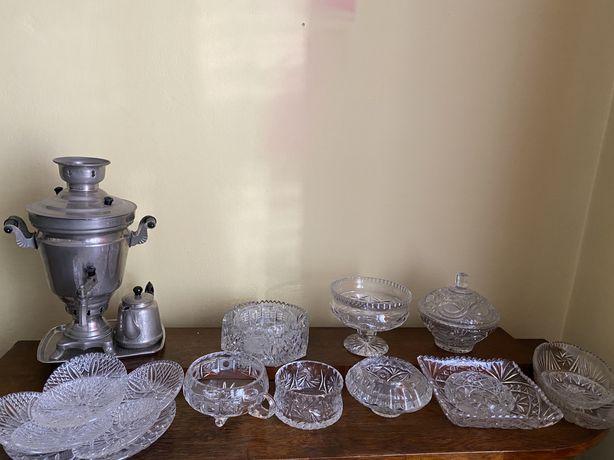 Krysztaly zestaw
