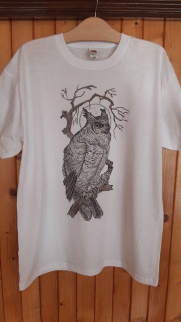 koszulka ręcznie malowana nr 4