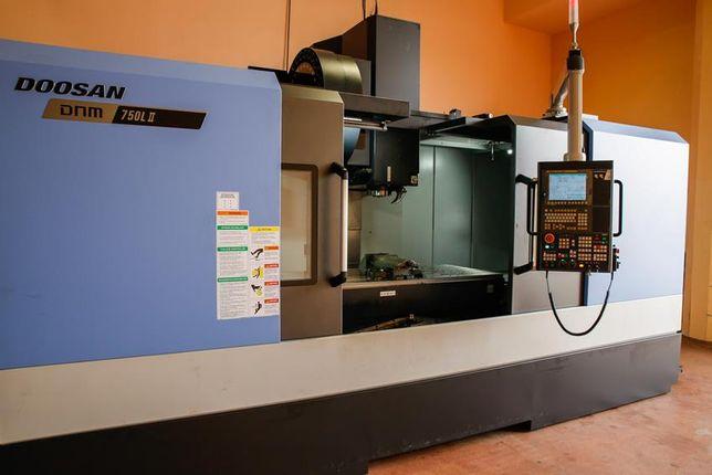 CNC-frezowanie i toczenie