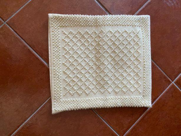 capa de almofada bordada