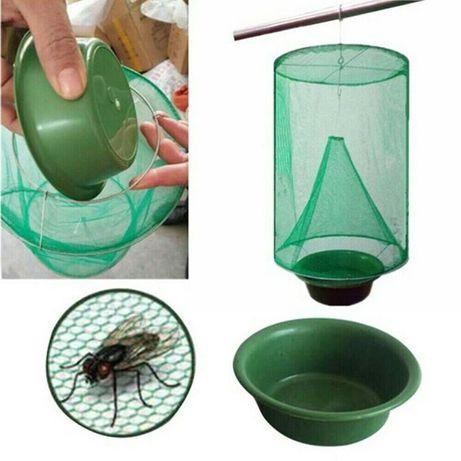 Armadilha para Moscas, apanha moscas