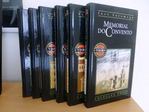 Livros da colecção Visão