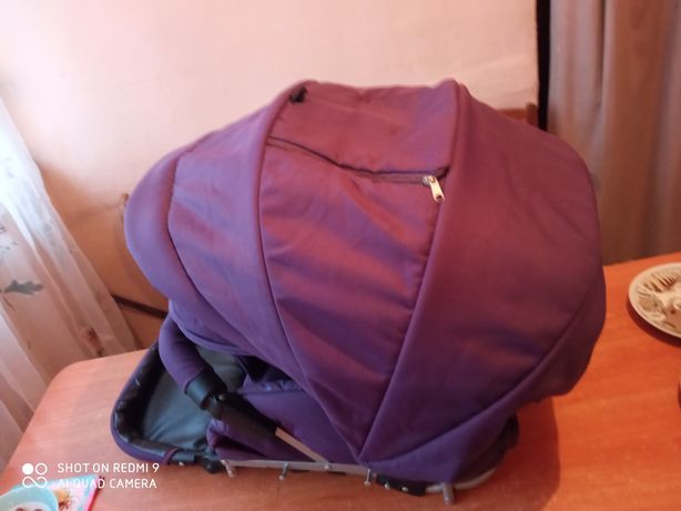 коляска 2 в1+в подарок матрас в коляску