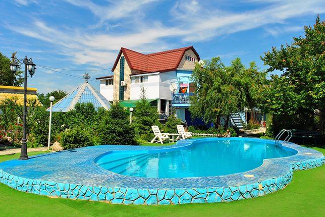 Продам частное домовладение (мини пансионат) у моря