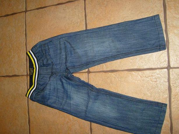 Spodnie,jeansy NOWE 5 10 15