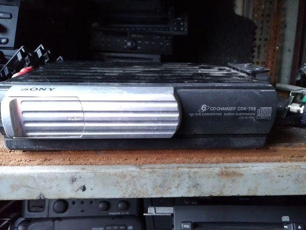 Sony cdx-t69 zmieniarka cd