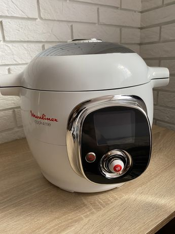 Moulinex Cook4me Мультиварка - скороварка