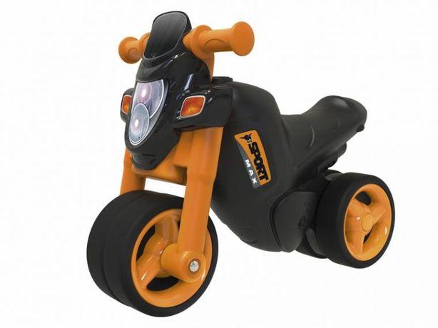 БЕСПЛ.ДОСТАВКА! Мотоцикл для катания Спортивний стиль 56361 BIG