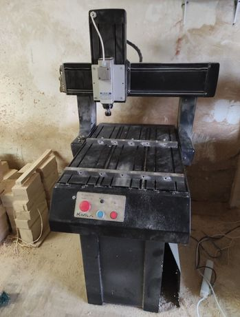 Maszyna CNC ploter frezujący Kimla