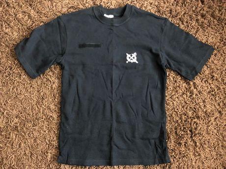 Mundur polowy SW koszulka czarna