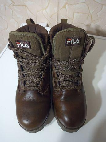 Ботинки fila 39 розмір