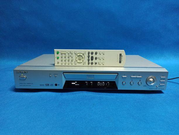 Odtwarzacz DVD/CD SONY DVP-NS300 / Optical / Pilot