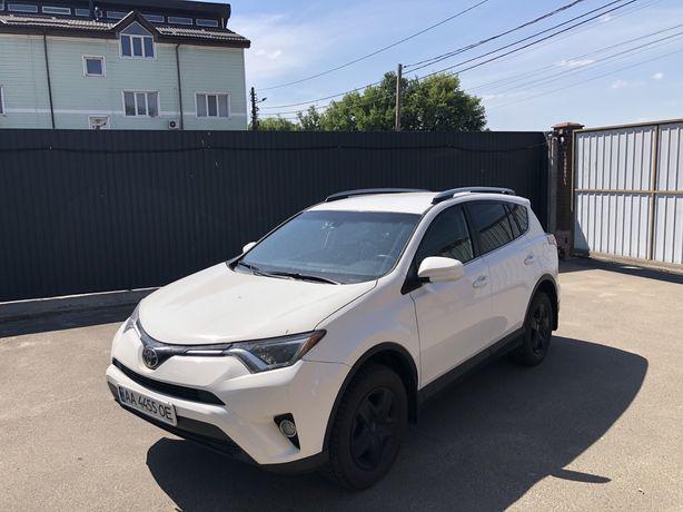Toyota Rav 2016 2.5 Автомат. Газ/бензин