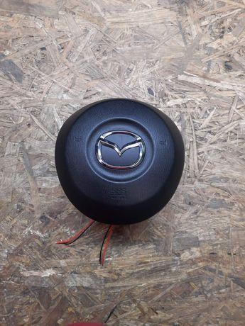 Подушка безопасности в руль MAZDA CX-5/MAZDA-6/Airbag/SRS/USA
