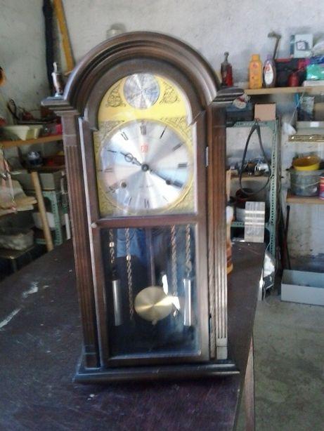 Relógio Romano Antigo Tempus Fugit