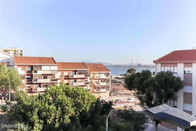 Apartamento T3 (Estação dos barcos Barreiro)