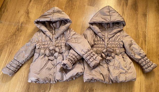 Термо курточки Chicco 110 см 5 лет и 116 см 6 лет оригинал